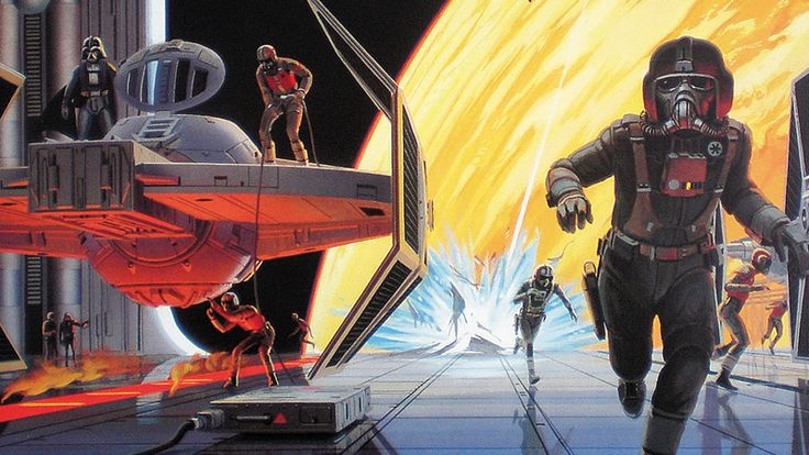 There is no doubt that Ralph McQuarrie's sublime art was fundamental in shaping the success of Star Wars, and enriching the galaxy far, far away. For years his work has been archived and championed, but a new book is collecting some of his best (and some of his rarest) Star Wars art in a lavish volume, and we've got an exclusive look inside.
