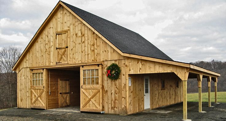 17 best images about garages barns on pinterest for 30x36 garage plans