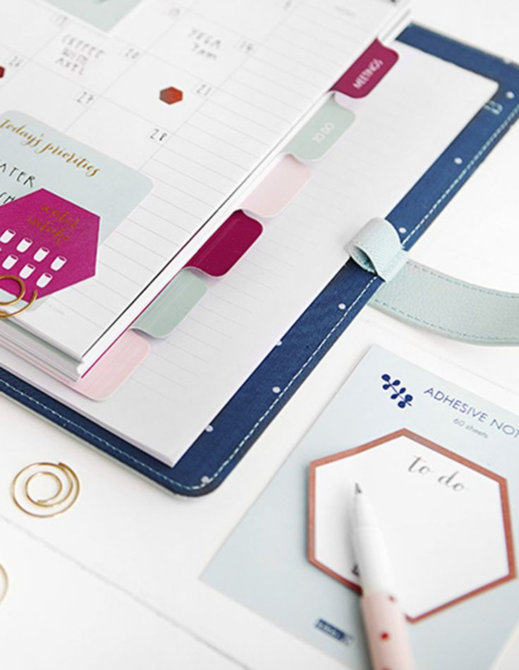 Become a kikki.K Planner lover and find out how to customise and use your Planner to work smarter everyday. Discover our top tips & ideas for better organisation on the blog.