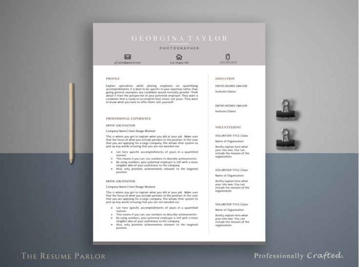 12 best 15+ Photographer Resume Template Word, PSD Format images - resume for photographer