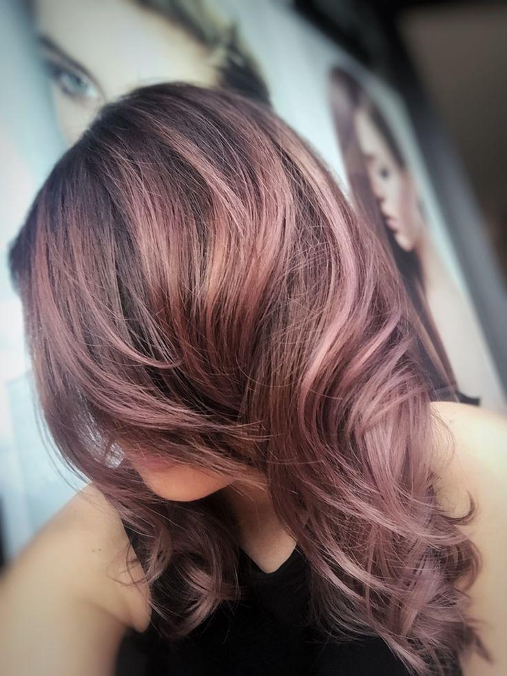 Lillà hair