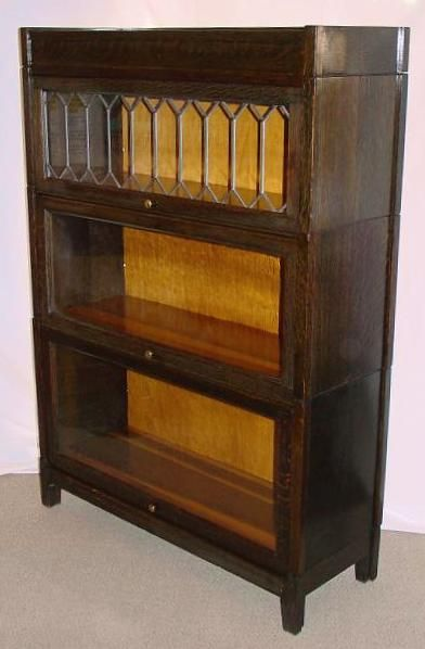 Free woodworking plans barrister bookcase woodworking for Stacking bookcase plans