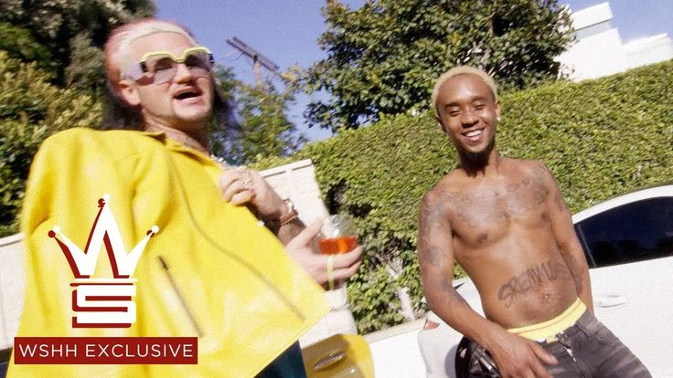 "RiFF RAFF Feat. Slim Jxmmi ""Tip Toe 2"" (WSHH Exclusive - Official Music Video) - YouTube"