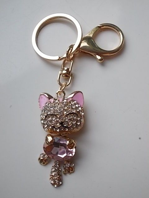 POST-XMAS SALE...Lucky Cat Keyring