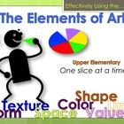 This 7 week unit includes interactive presentations on all of the Elements of Art. Broken down into digestible bites, each lesson provides the foun...