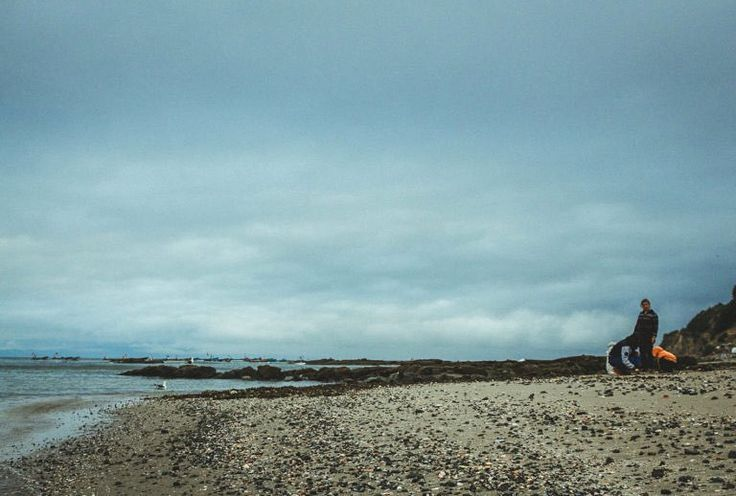 Si los estoy observando  . #cloudporn #50mm #chilegram #chiletravel #travel #instatraveling  #beachlife #concepción #arauco