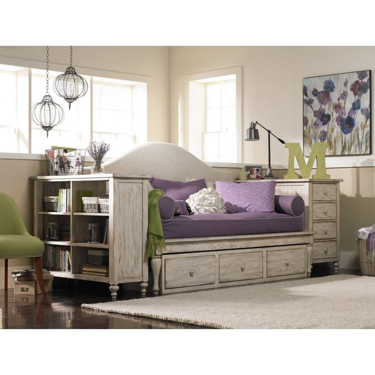Full Size Daybed With Storage Drawers Foter The Bedroom In 2019 Daybed With Storage Full