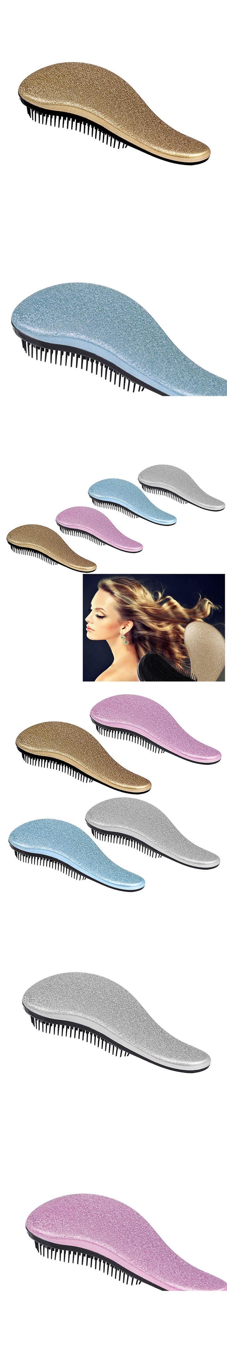 Magic Hairbrush for Comb Professional Hair Shower Brush hair brush straightener