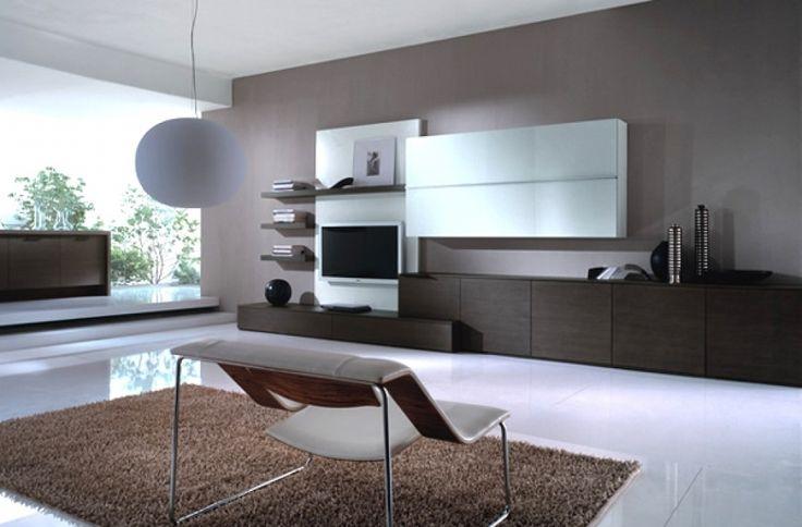 Moderne wohnzimmer farben