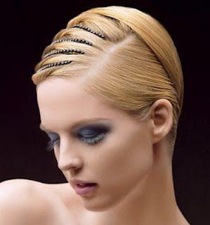 find this pin and more on peinados novias pelo corto