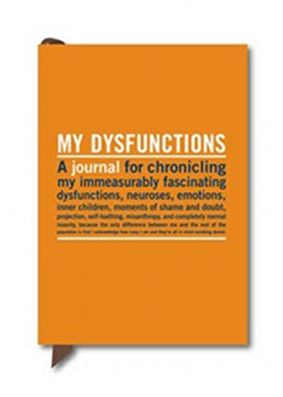 My Dysfunctions Mini Guided Journal