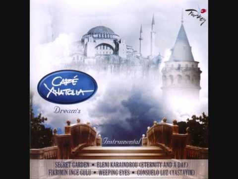 Cafe Anatolia: Instanbul Turkish instrumental music