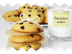 Pinch of Cooking : Čokoládové cookies