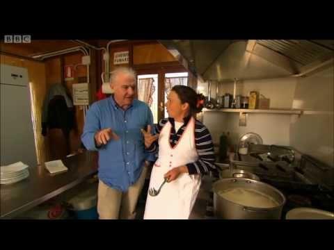 Sea Urchin Roe Pasta - Rick Stein's Mediterranean Escape - BBC