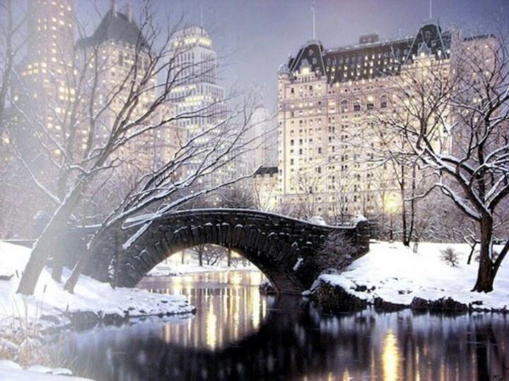 New York.. bridge