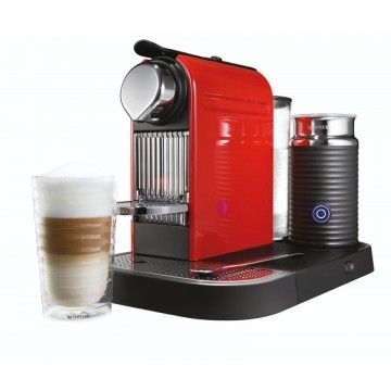 NESPRESSO - Nespresso Citiz & Milk Red