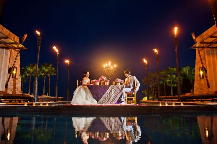 While you were strolling by the beach, we have prepared everything for two. #Love is in the air, and we can't think of anything better than a romantic candlelit beach dinner for you.  #Sakalabali #Sakalaresort #Sakalabeachclub