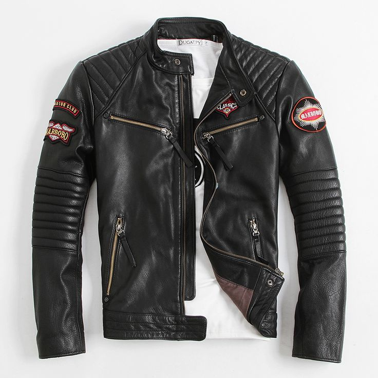 Best 25  Men's leather jackets ideas on Pinterest | Mens leather ...