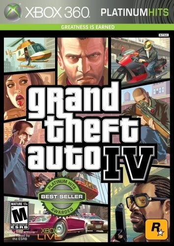 Grand Theft Auto IV – Rockstar Games