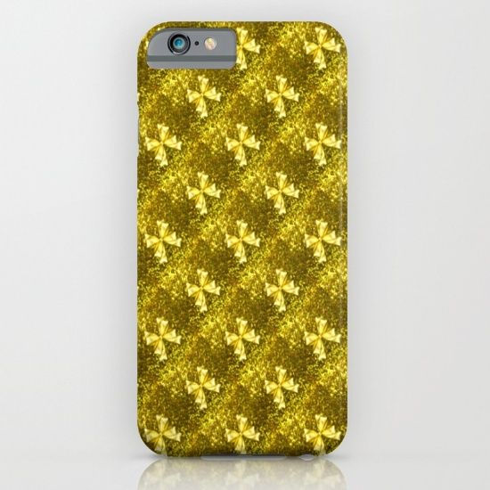 Buy Golden Bows  iPhone & iPod Case by Elena Indolfi. Worldwide shipping available at #Society6.com. Just one of millions of high quality products available.