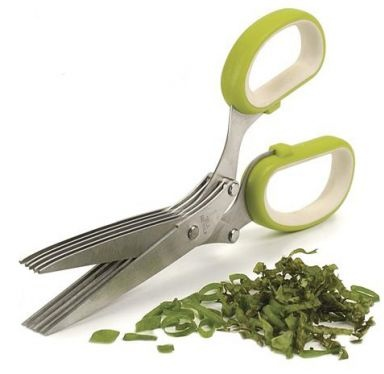 Great gift for Mom - Kitchen Craft 5-blade Herb Scissors - Only R120 from Yuppiechef.