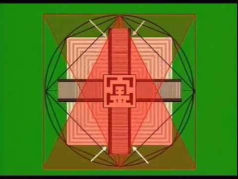 Los rayos de energía de las pirámides - YouTube