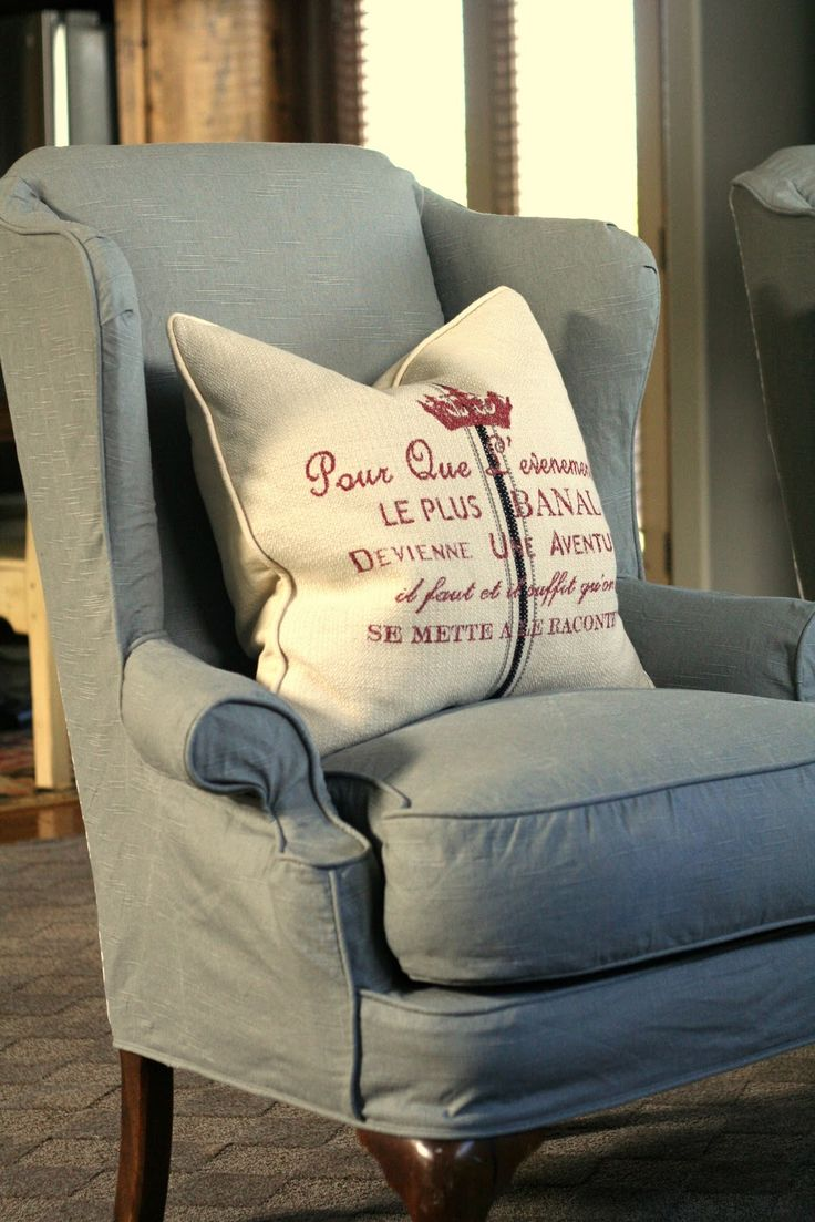 chair covers decoration by debra washington added fetching wingback chair slipcover diy custom slipcovers by shelley gray wingbacks ideas with x