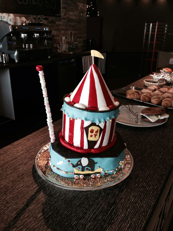 Children bd cake Kinder-Torte