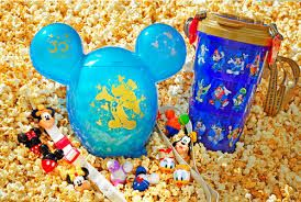 hong kong disneyland popcorn bucket - Google Search