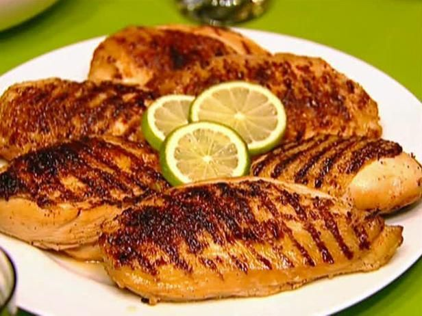 Barefoot Contessa Tequila Lime Chicken Recipe  -I have made this and it is delicious!