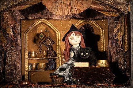 Galerie petite sorcière