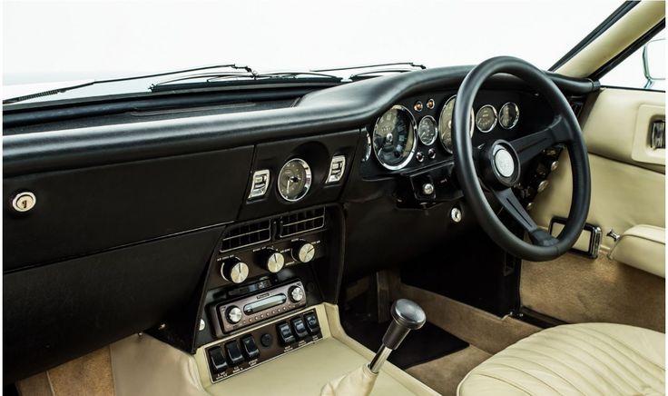 1972 Aston Martin DBS Vantage Manual - 4.7 litre RSW Upgrade