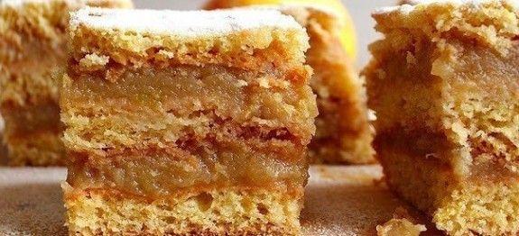 Jednoduchý jablkový koláč | Chutné recepty na každý deň | Mňamkyrecepty.sk