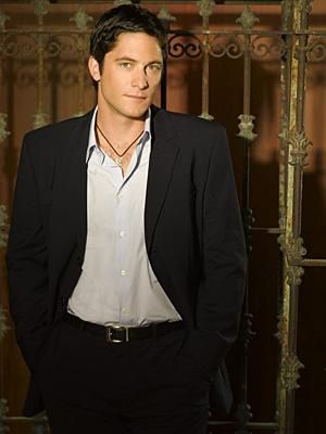 David Conrad-aka Jim Clancy from Ghost Whisperer. His character is my ideal