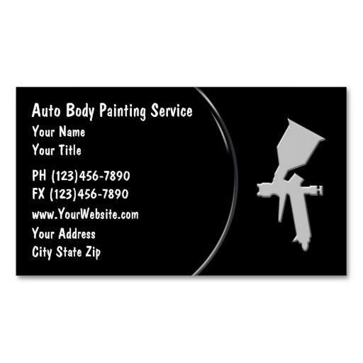 12 best abc images by francisco hermida on pinterest card patterns auto body painting business cards colourmoves