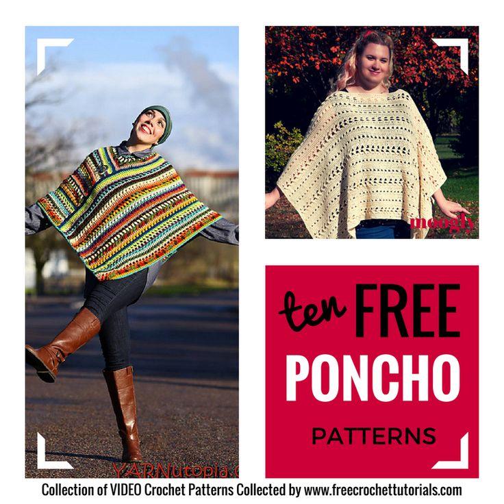 262 besten Crochet shawl Bilder auf Pinterest   Schals und tücher ...