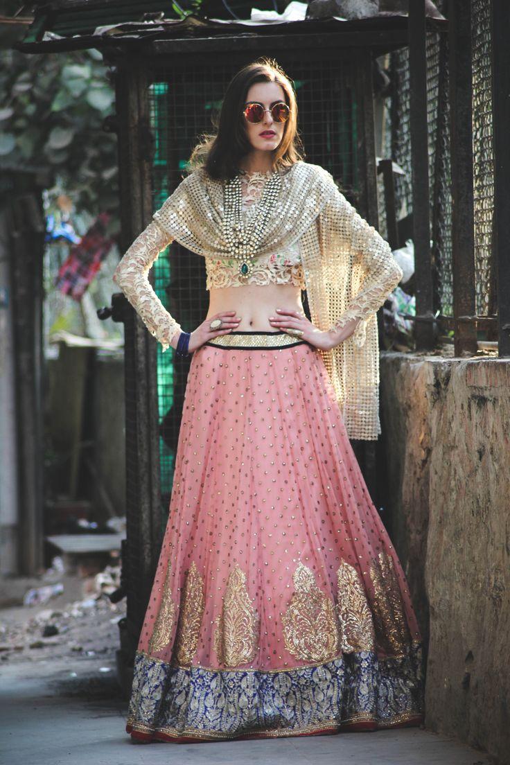 7 mejores imágenes de chaniya choli en Pinterest   Vestidos indios ...