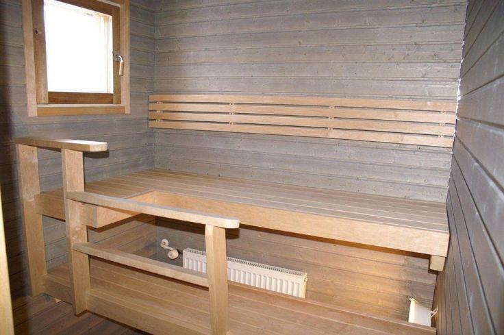 saunan lauteet | Vanhan saunan panelointi+lauteet