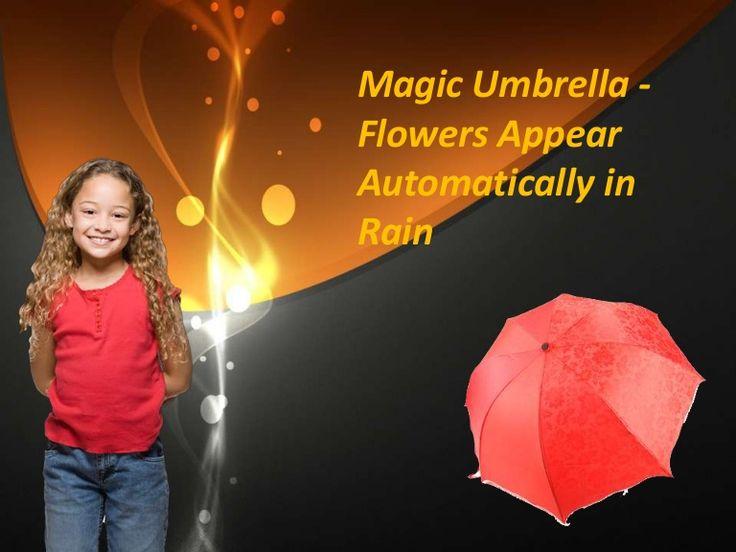 Look a Little Lovelier Each Day with Fabulous Umbrella