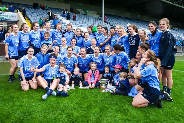 We Are Dublin  » DUBLIN'S LADIES FOOTBALLERS ENJOYING PLENTY OF SUCCESS