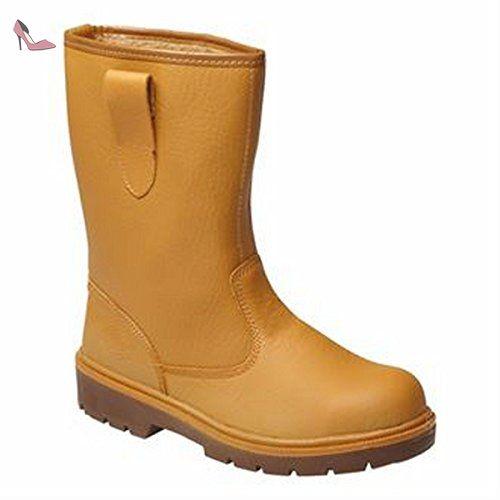 South Dakota, Chukka Boots Homme, Marron (Marron Foncé), 47 EUDickies
