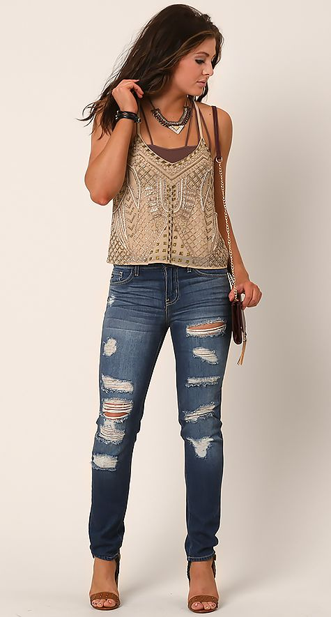 Embellished - Women's Outfits | Buckle