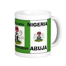 Nigerian Flag Mug #Nigeria, #Flag