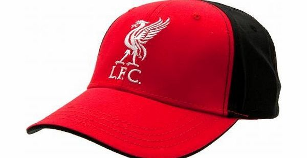 Liverpool F.C. Cap- adult baseball cap- 58cm adjustable velcro strap- 2 tone panel design- with a swing tag- offici Liverpool F.C. Cap- adult baseball cap- 58cm adjustable velcro strap- 2 tone panel design- with a swing tag- official licensed product (Barcode EAN = 5055658485230). http://www.comparestoreprices.co.uk/baseball-caps/liverpool-f-c-cap-adult-baseball-cap-58cm-adjustable-velcro-strap-2-tone-panel-design-with-a-swing-tag-offici.asp