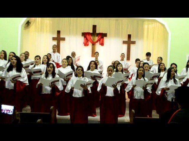Cantata Páscoa - Coral IPB - Ouro Verde de Minas