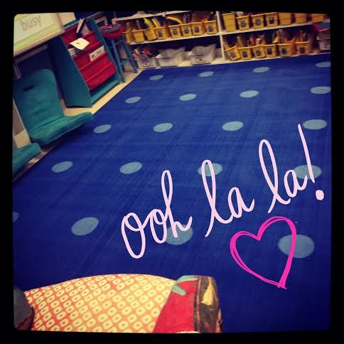 Classroom Rug GIVEAWAY!! {This is H-U-G-E!}