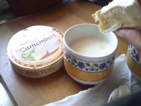 Ep. 21 - Fare il formaggio: esperimento 1 - Lo strano caso del Camembert