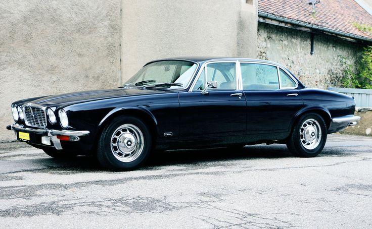 Bahman Cars: JAGUAR XJ12 L (Limousine)