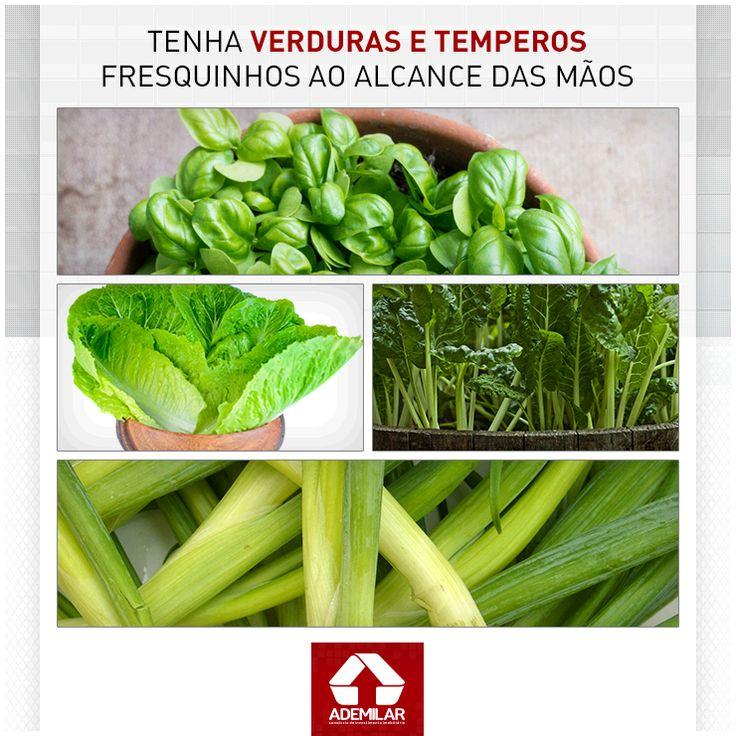 Para economizar e garantir mais saúde à sua família, saiba como replantar alimentos e temperos: http://magicweb.me/fvL