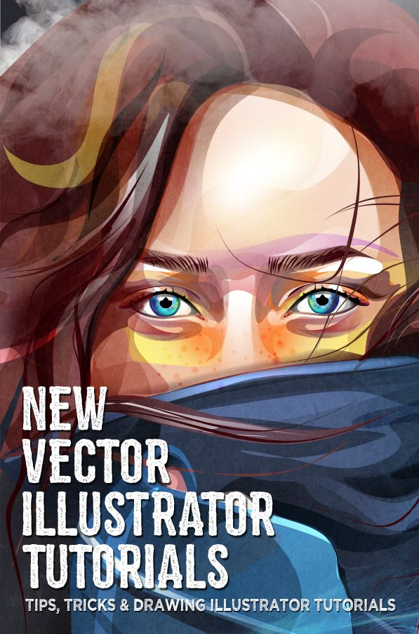 27 New Vector Illustrator Tutorials to Learn Design & Illustration Techniques